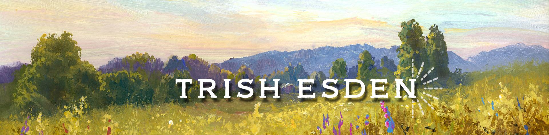Author Trish Esden
